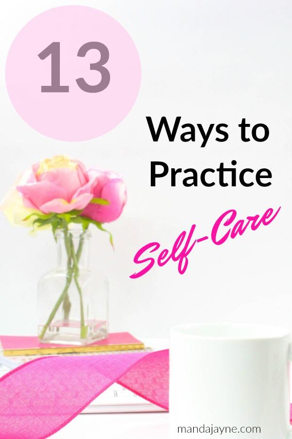 Practice Self Care