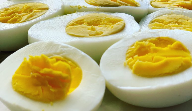 The 5-5-5 Method for Hard Boiled Eggs in the Instant Pot
