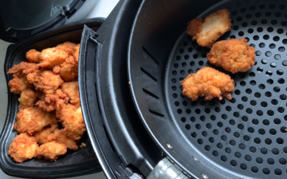 Chick-Fil-A Nuggets in an Air Fryer