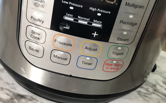 How to Saute with your Instant Pot
