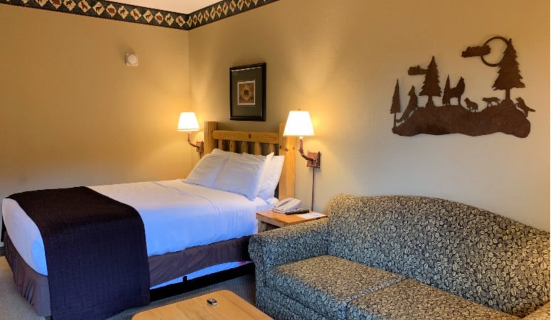 Great Wolf Lodge Room