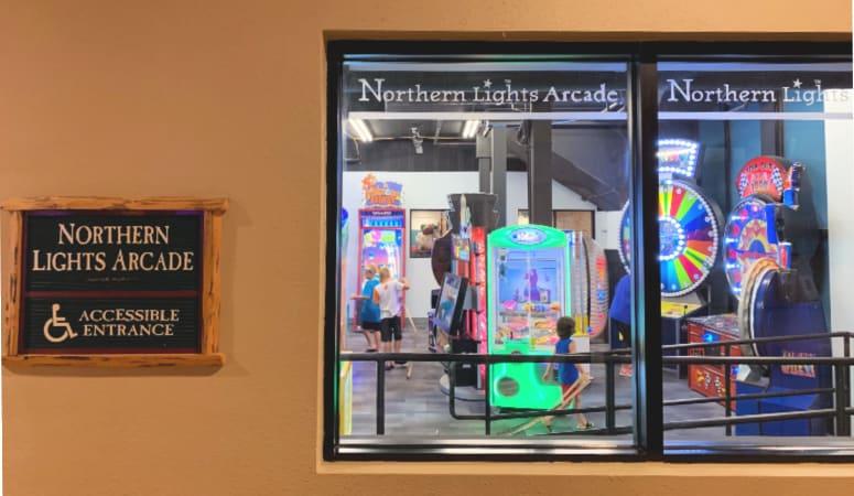 Northern Lights Arcade