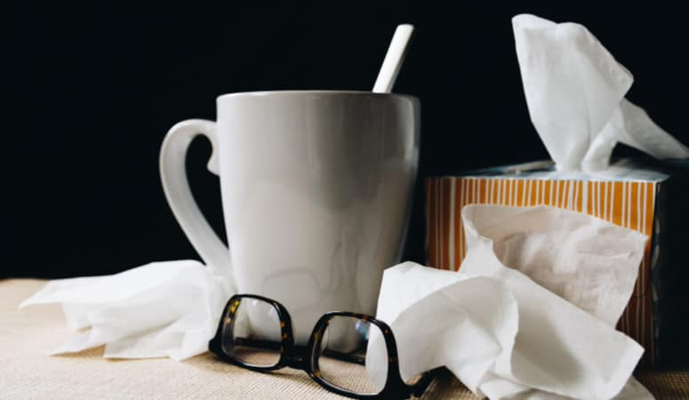 Ways to Comfort Yourself When You Are Sick
